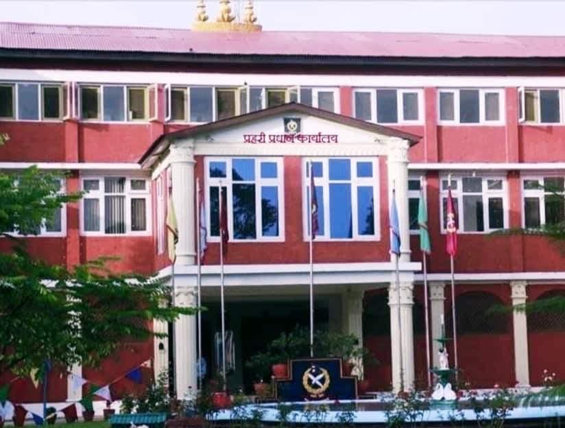 नेपाल प्रहरीका डीआईजीहरुको सरुवा, सहमतिको लागि निर्वाचन आयोगमा पुग्यो फाइल