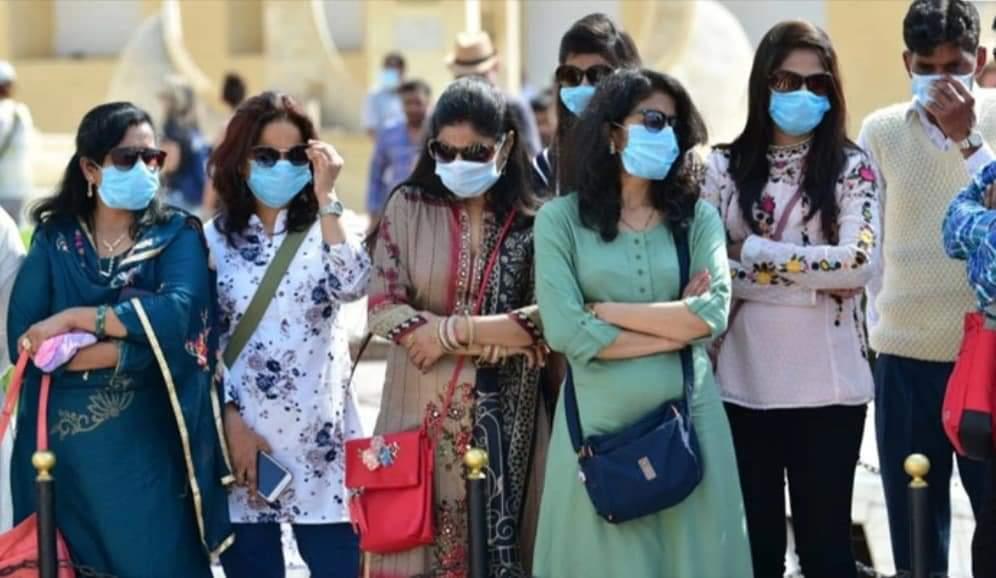 भारतमा कोरोना संक्रमितको संख्या करिब तीन हजार