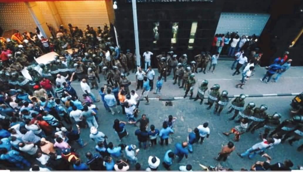 श्रीलंका कारागारमा रहेका तीन हजार जनालाई रिहा