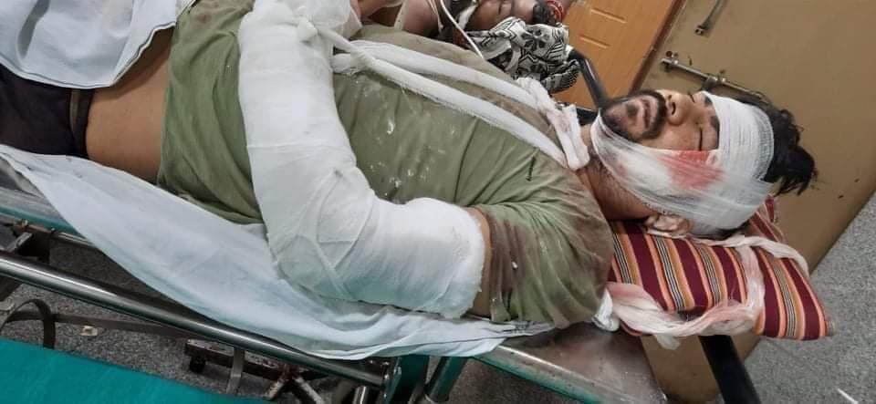 भारतको राइपुर राजधानी अस्पतालमा उपचार्थ रूपक शर्मालाई आर्थिक सहयोगको अपिल