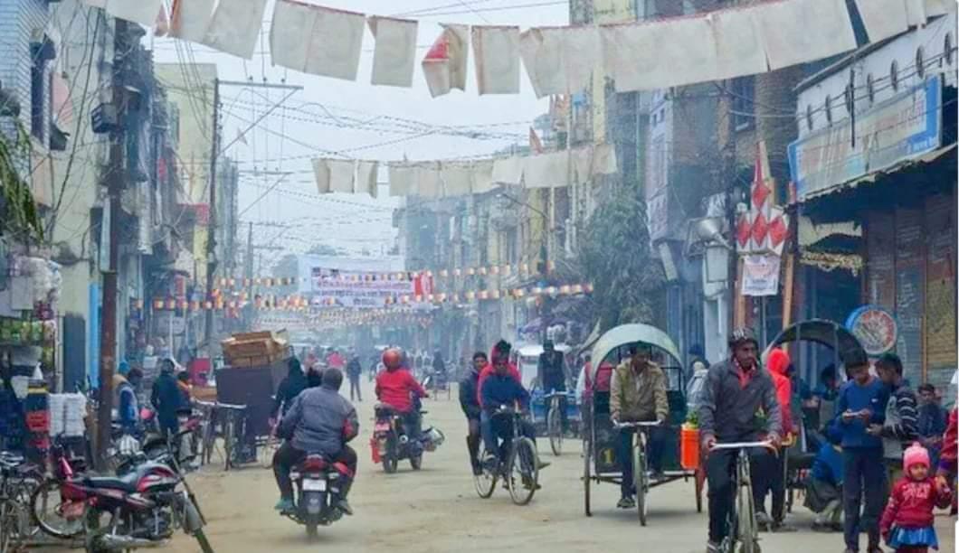 करोडौंको कारोबार हुने सुनसान रुपैडिया बजार नेपालगन्ज बजारमा चहलपहल सुरु