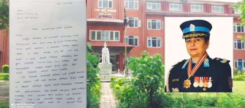 माग पुरा नभएपछी प्रहरी अस्पतालका ४२ डाक्टरद्धारा सामूहिक राजीनामा