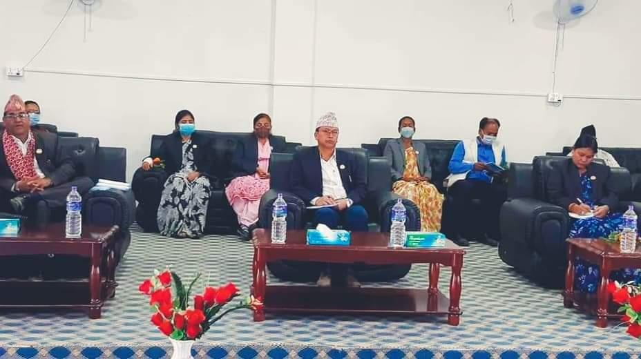 लुम्बिनी प्रदेशको राजधानी भालुवाङमा हिउँदे अधिवेशन गर्ने प्रदेश सरकारको तयारी