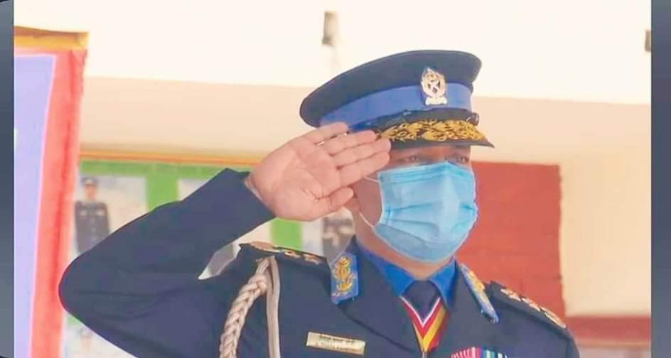 नागरिकलाई प्रहरीले गर्ने व्यवहार न्यायिक र निष्पक्ष हुनुपर्छ: आईजीपी थापा