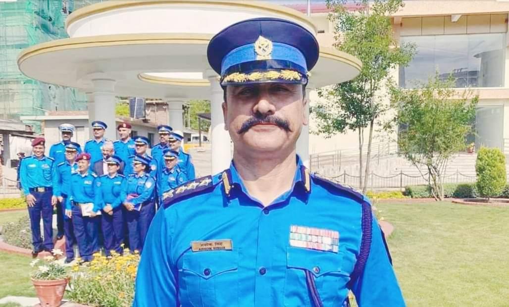एसएसपी अशोक सिंह गुन्डागर्दीविरुद्ध कडा रुपमा प्रस्तुत