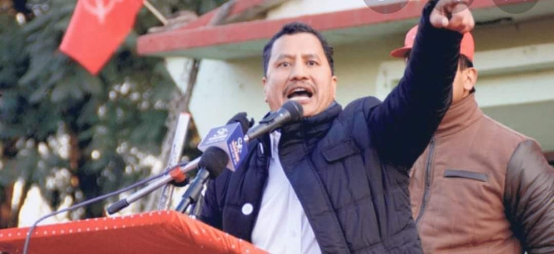 नेकपा विप्लवद्वारा माघ १० गते नेपाल बन्दको घोषणा