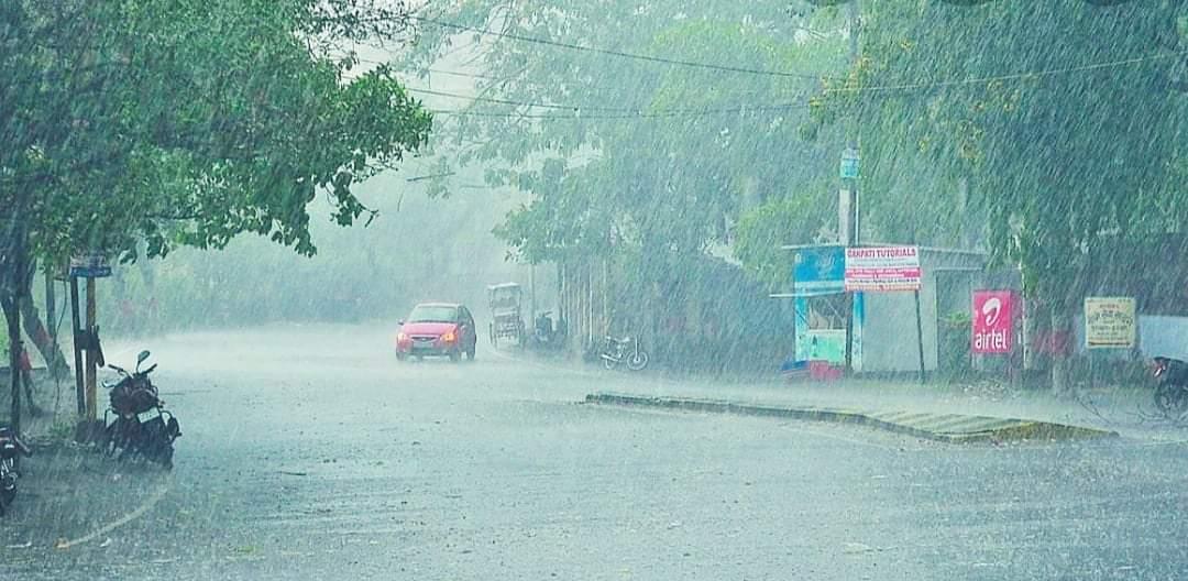 ३ वटा प्रदेशमा आज हल्का वर्षा हुने जल तथा मौसम विभाग