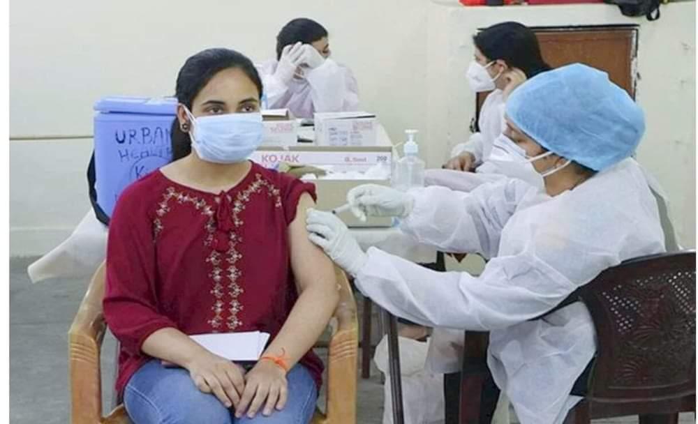 भारतमा कोरोनाको संक्रमण दर घट्ने क्रम जारी