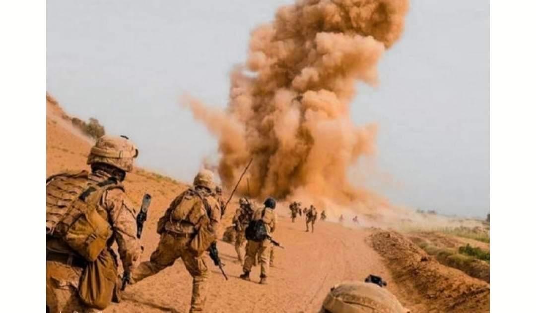 सेनाको कारबाहीमा अफगानिस्तान मा २४ तालिबानको मृत्यु