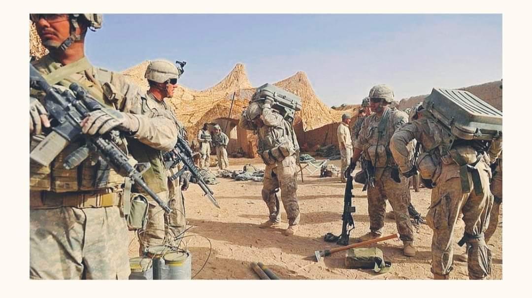अमेरिका सेनाले अफगानिस्तान छोडेलगत्तै काबुल विमानस्थल तालिबानको कब्जामा