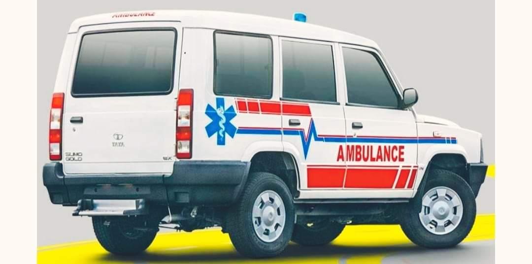 कोहलपुरमा एम्बुलेन्सले एक पैदल यात्रुलाई ठक्कर दिदा मृत्यु