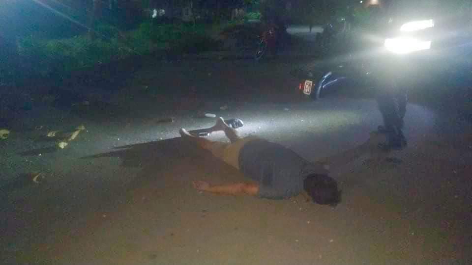 गएराती दाङको लमहीमा मोटरसाईकल दुर्घटना हुँदा १ जनाको मृत्यु