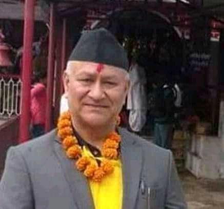 लुम्बिनी प्रदेशका वन मन्त्री सुरेन्द्र बहादुर  हमाल सोमबार गृह जिल्ला नेपालगन्ज आउँदै